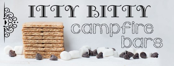 Itty Bitty Campfire Bars