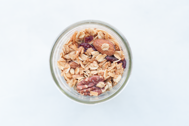 Maple-Vanilla-Granola