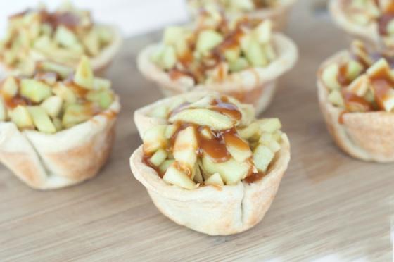Caramel Apple Pies